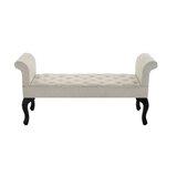 Wilburn Upholstered Bench by Alcott Hill®