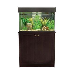 Fluval 25 Gallon Accent Aquarium Stand  sc 1 st  Wayfair & 125 Gallon Aquarium Stand   Wayfair