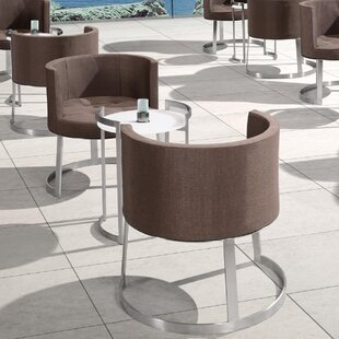 Reed 3 Piece Bistro Set by Corrigan Studio