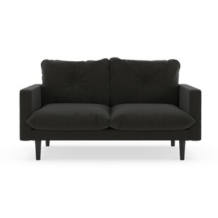Scheidt Loveseat by Orren Ellis Fresh