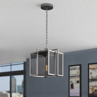Chapawee 1-Light Square/Rectangle Pendant by Trent Austin Design