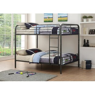 Dominik Full over Full Slat Bunk Bed