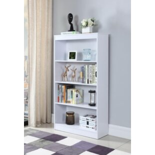 Affordable Zanders Standard Bookcase By Latitude Run