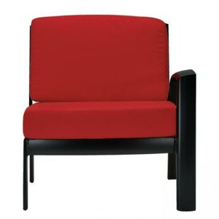 South Beach Left Side Module Chair with Cushion