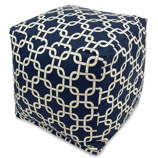 Tufted Banas Pouf by Wade Logan