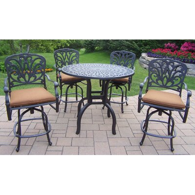 Bosch 5 Piece Bar Height Dining Set Darby Home Co