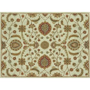 Maxwell Hand-Tufted Ivory Area Rug