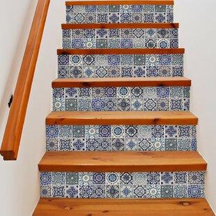 Arcand Spanish Tiles Wall Decal