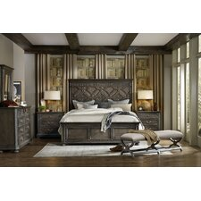 St. Armand California King Panel Customizable Bedroom Set by Hooker Furniture