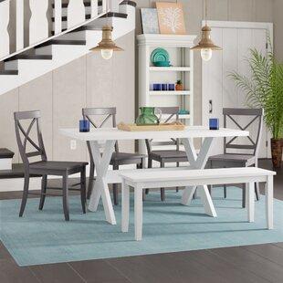 Medulla 6 Piece Dining Set Beachcrest Home