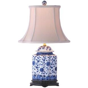 Reviews Jar 23 Table Lamp By Oriental Furniture