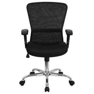 Weinstein Ergonomic Mesh Task Chair (Set of 2)