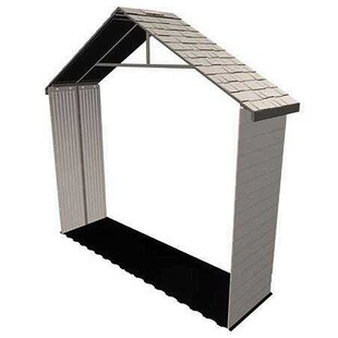 11' W X 2.5' D Shed Extension Kit By Lifetime