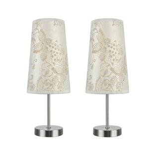 Lamont Contemporary Candlestick Table Lamp (Set Of 2)