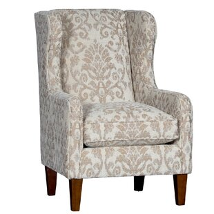 Cudney Wingback Chair by Darby Home Co