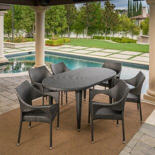 Brayden Studio Bracondale Outdoor Dining Set