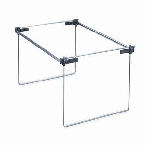 Steel Hanging Folder Frame, Letter/Legal Size, 2/Box