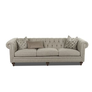 Hilaire Chesterfield Sofa by Laurel Foundry Modern Farmhouse