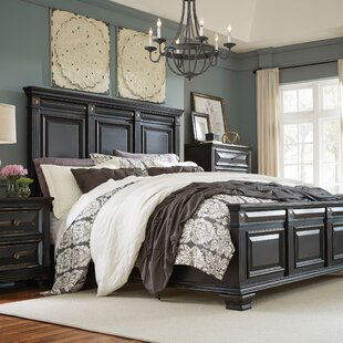 Metoyer French Panel Bed