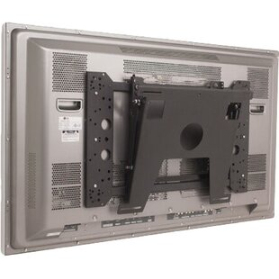 PLP Fusion Series: Pull-N'-Tilt Wall Mount (Wall Plate Only)