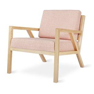 Gus* Modern Truss Armchair