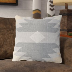 Todd 100% Cotton Throw Pillow