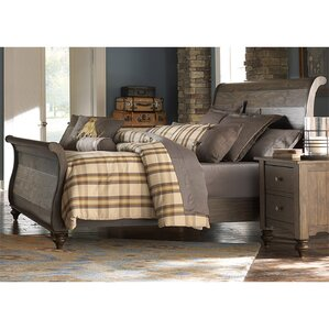 Louisiana Queen Sleigh Bed by Liberty Furniture