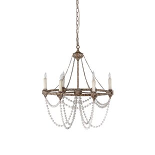 Gabby Nadia 6-Light Chandelier