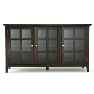 Mayna 3 Door Accent Cabinet by Alcott Hill