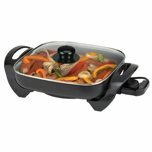 Max Skillet with Lid