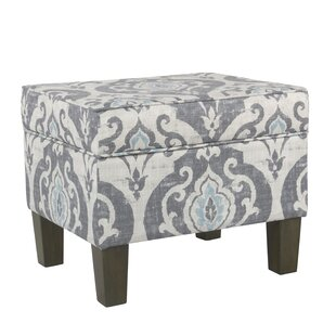 Coalwood Storage Ottoman by Bungalow Rose