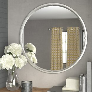 Nanava Bathroom / Vanity Mirror By Orren Ellis
