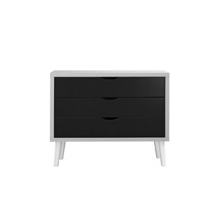 Walburg 3 Drawer Accent Chest by George Oliver