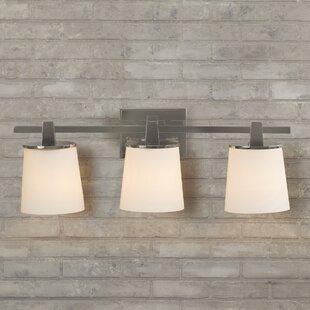 Price comparison Dao 3-Light Vanity Light By Brayden Studio