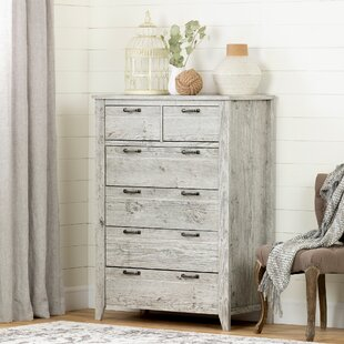 South Shore Lionel 6 Drawer Chest