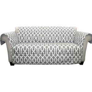 Caledonia Sofa Slipcover by Alcott Hill