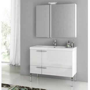 New Space 33 Single Bathroom Vanity Set by ACF Bathroom Vanities