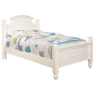feature Reviews Daley Panel Bed By Darby Home Co