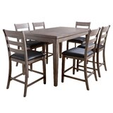 Benigni Counter Height Dining Set by Gracie Oaks
