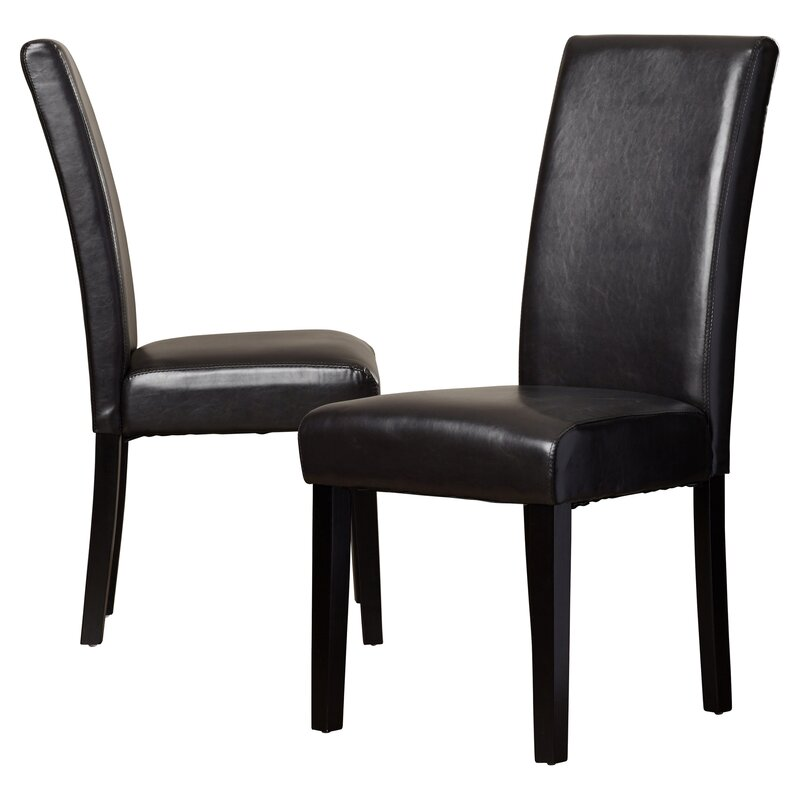 Charming Swarthout Parsons Chair (Set Of 2)