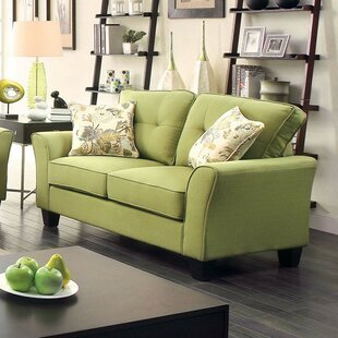 Affordable Price Holle Loveseat by Red Barrel Studio Reviews (2019) & Buyer's Guide