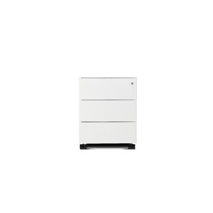 Toomer 3 Drawer Filing Cabinet By Ebern Designs
