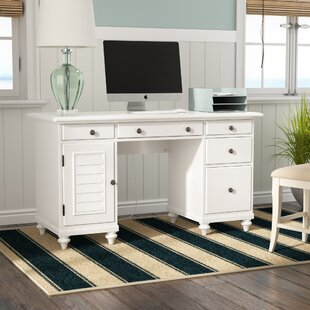 Harrison Executive Desk by Beachcrest Home Bargain