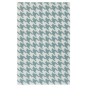 atkins ivory u0026 blue accent rug