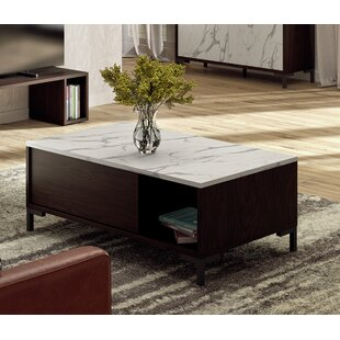 Free S&H Seicento Coffee Table With Storage