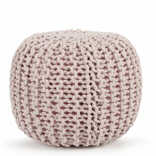 Lares Tufted Pouf by Wroug..