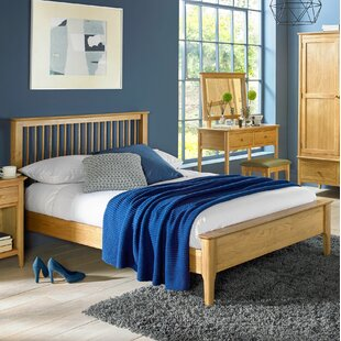 Brigance Bed Frame By Ophelia & Co.