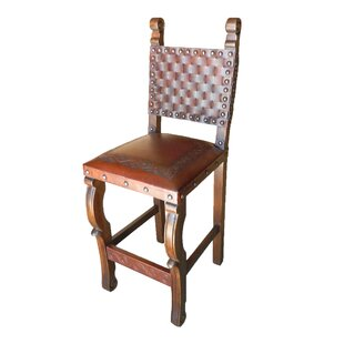Tylersburg Braided Back 30 Bar Stool (Set of 2) Astoria Grand