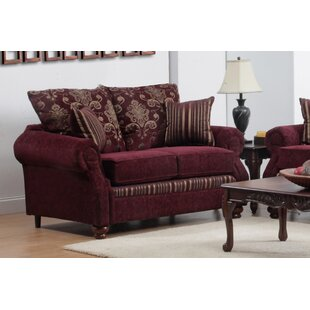Henking Standard Loveseat by Astoria Grand