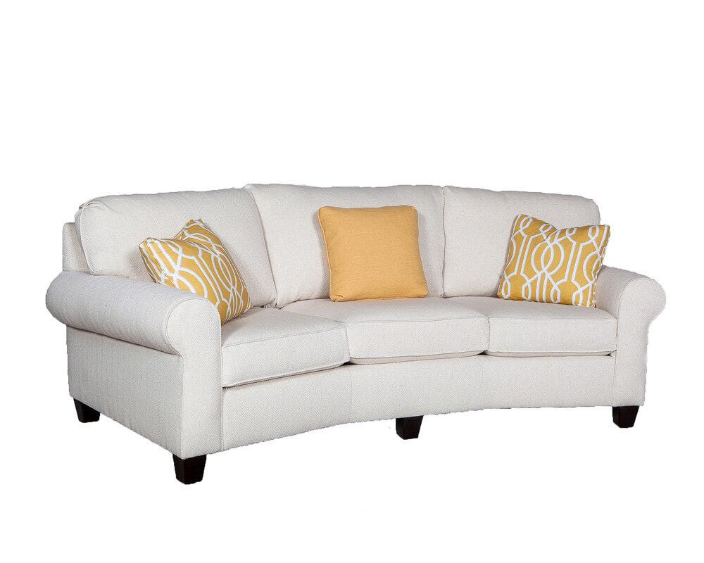 Lovely Carolina Classic Furniture Conversation Sofa U0026 Reviews | Wayfair